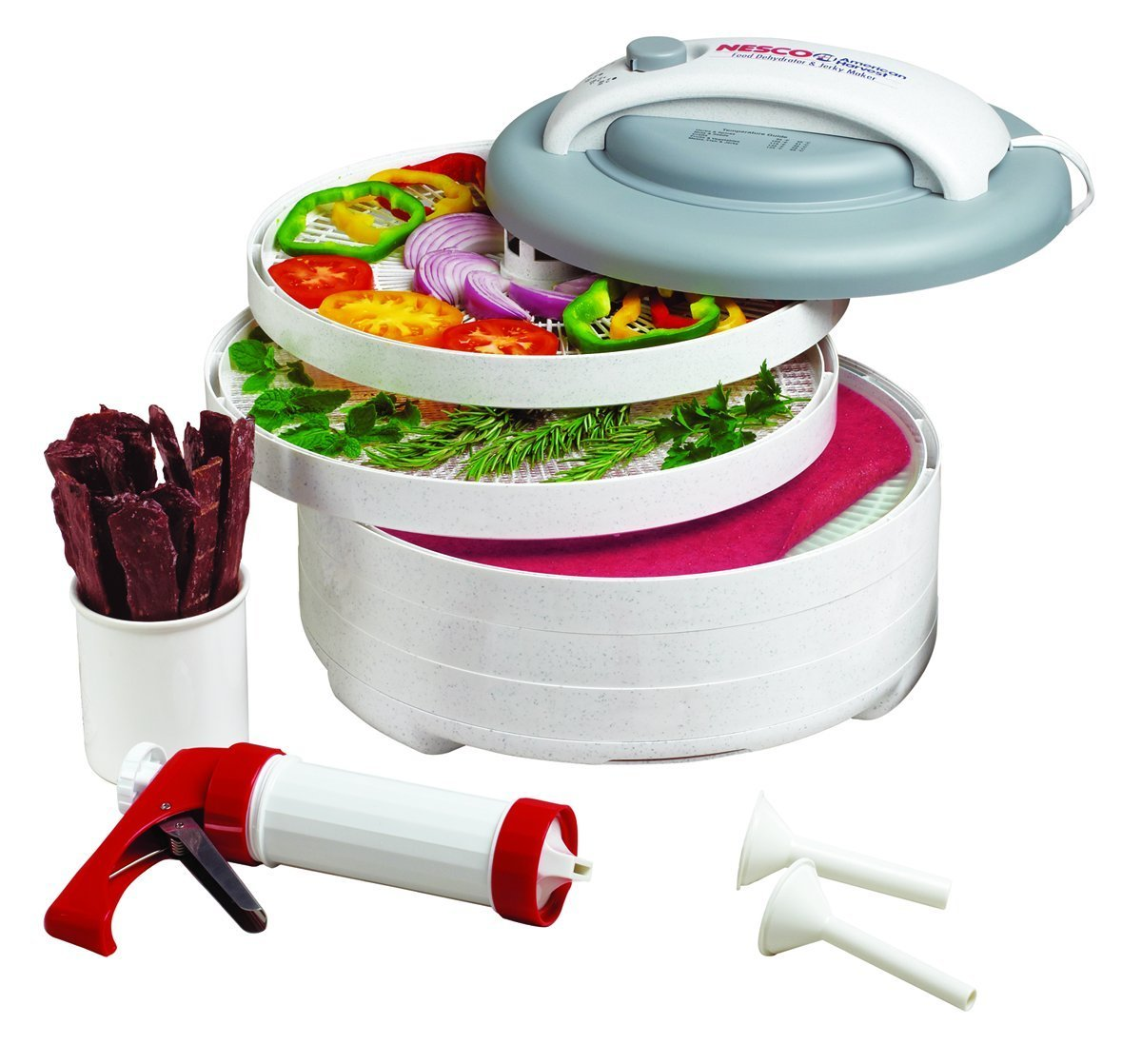 Nesco FD-61 Snackmaster Encore Food Dehydrator Review