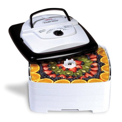 Nesco FD-80A Square-Shaped Dehydrator review