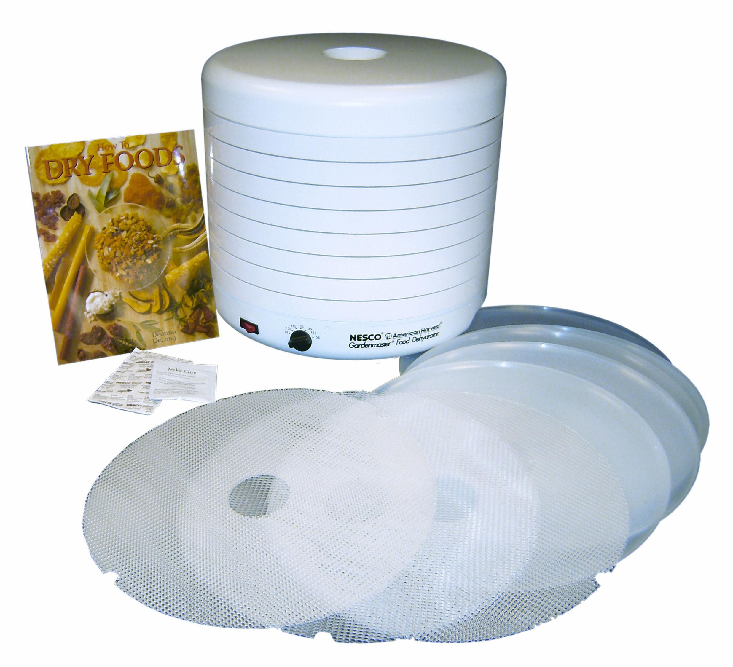 Nesco Gardenmaster Food Dehydrator fd 1018 a review