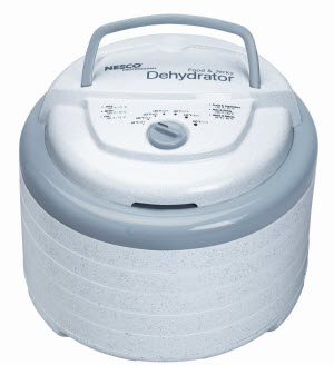 Nesco Snackmaster Pro Food Dehydrator FD 75A