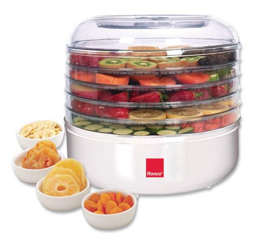 Ronco Electric Food Dehydrator Review