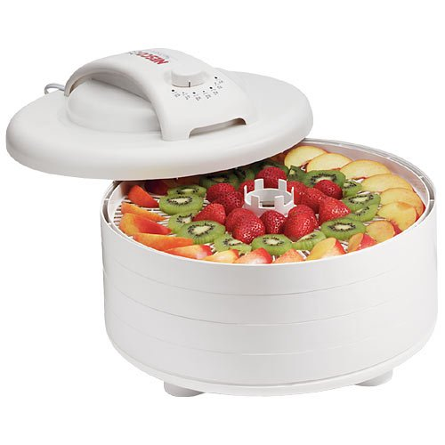 nesco fd-60 snackmaster express 4-tray food dehydrator