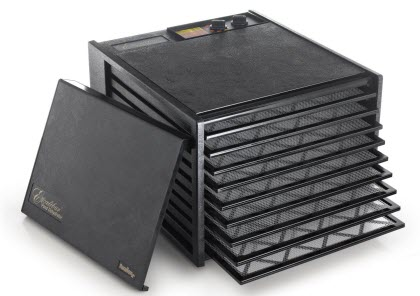Excalibur 3926 TB Food Dehydrator with temperature control