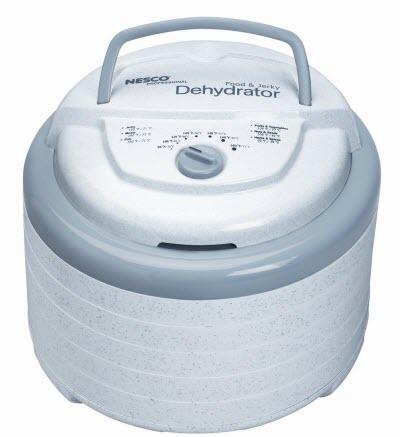 Nesco Dehydrator FD - 75A Snack master Pro