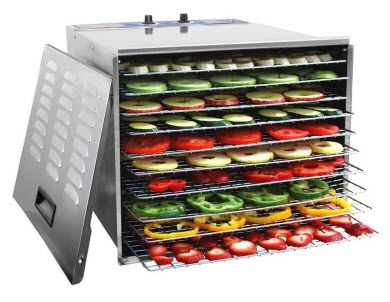 WYZworks Commercial Food Dehydrator