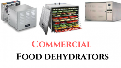 commercial food dehydrators