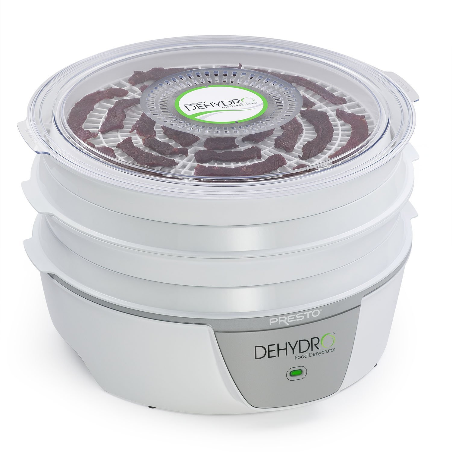 Presto 06300 Dehydro Electric food dehydrator for beef jerky