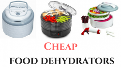 cheap food dehydrators