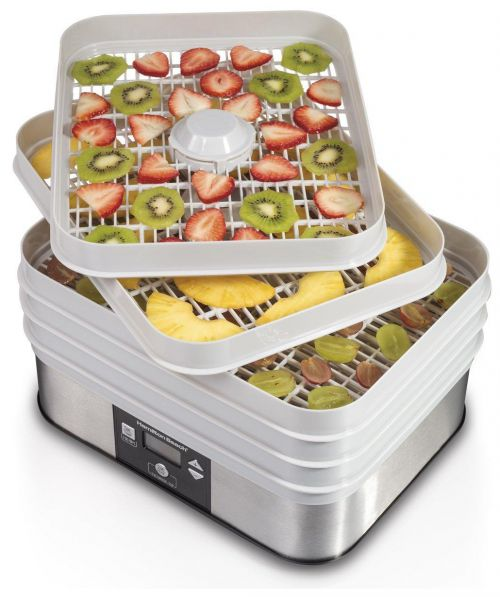 Main Features of the Hamilton Beach 32100a Food Dehydrator