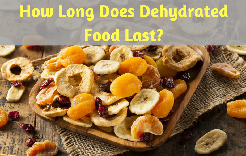 How Long Does Dehydrated Food Last