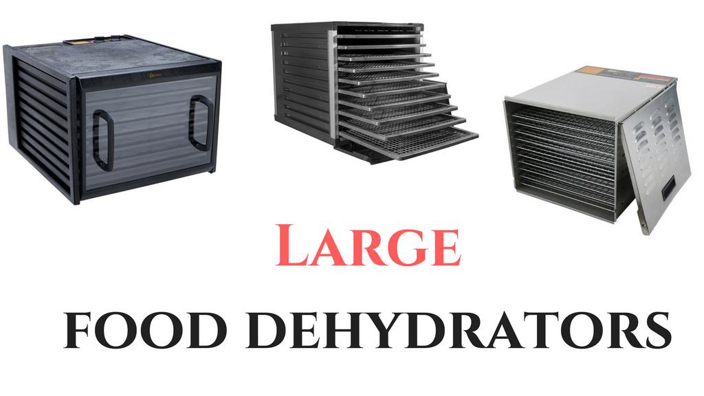 Best Large Food Dehydrator