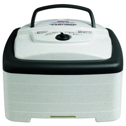 nesco fd 80 small food dehydrator