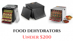 food dehydrators under $200