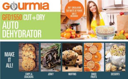 Gourmia GFD1550 Advert