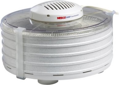 Stackable Food Dehydrator - Top Heating