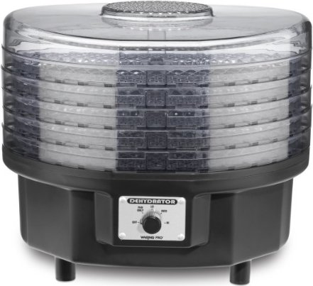 Stackable Food Dehydrator - Bottom Heating