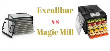 Excalibur Vs. Magic Mill Dehydrators