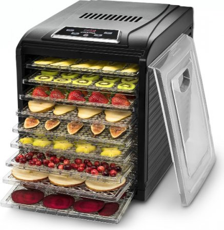 Gourmia Gfd1950 Digital Food Dehydrator Review