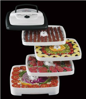 Nesco FD-80 4 Trays