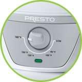 Presto 06302 Adjustable Thermostat:
