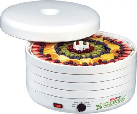 An Example of a Typical Food Dehydrator