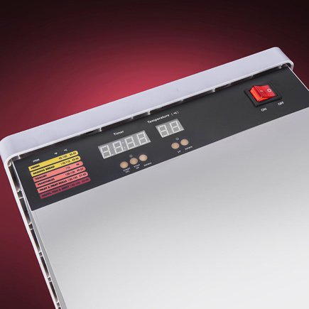 Digital Control Panel of the STX-DEH-600W-SST Dehydrator