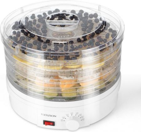 Flexzion Dehydrator for Food Fruit