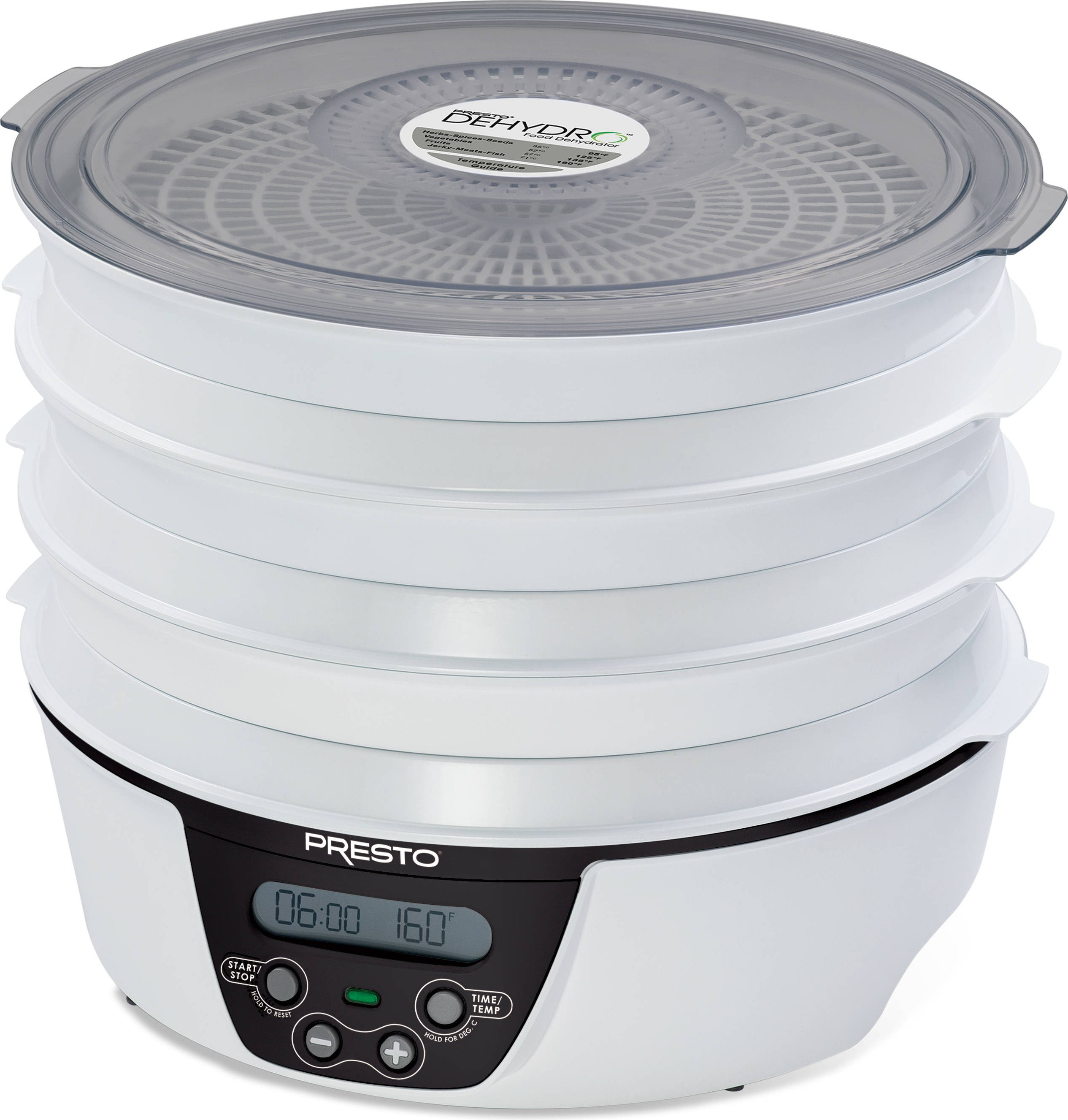 Food Dehydrator Appliance Control