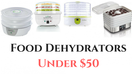 food dehydrators under $50