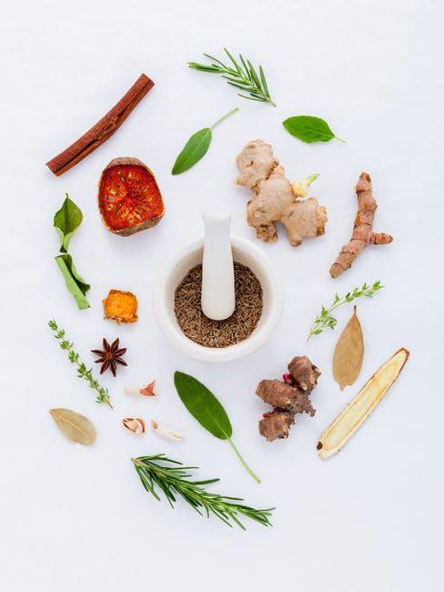 Sample Herbs and Spices
