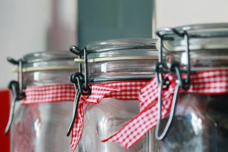 Storing in a Jar