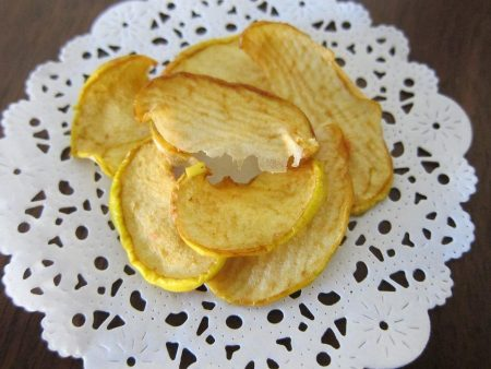 Apple Chips Dehydrated Fruit