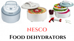 best nesco food dehydrators