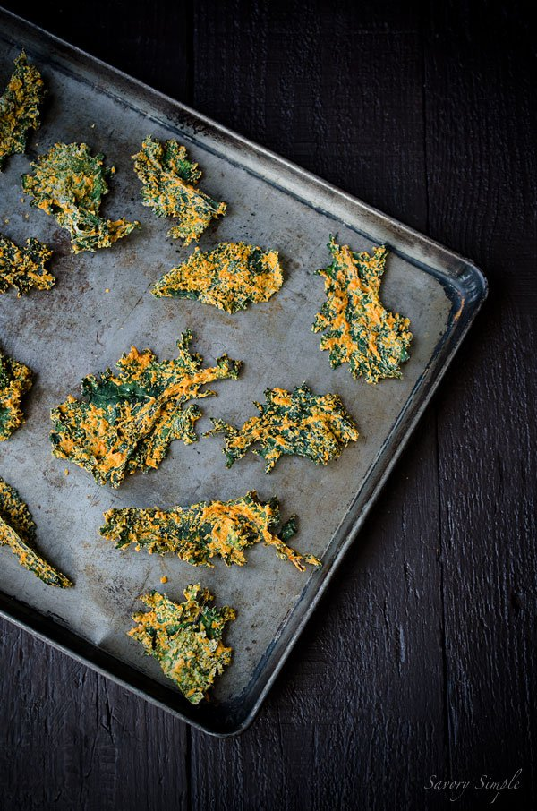 Cashew and Roasted Red Pepper Kale Recipe