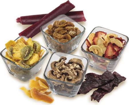 Examples of Dehydrated Food