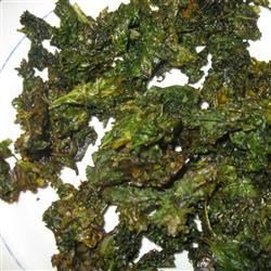 Kale Chips with Honey Recipe