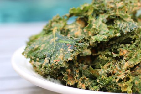 Nacho Cheeseless Kale Chips Recipe
