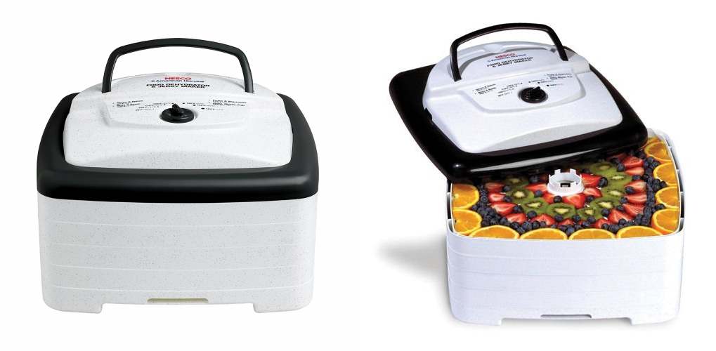 Nesco FD-80A Square Shaped Dehydrator