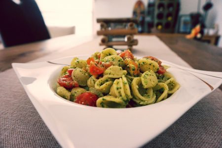 Recipe 18: Tasty Vegan Pasta