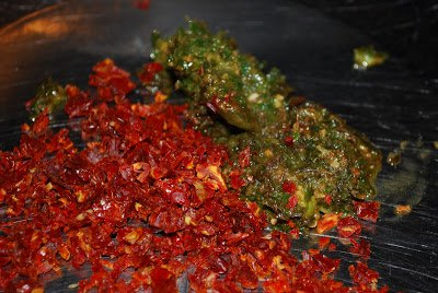 Recipe 33: Dehydrated Tomato Salsa