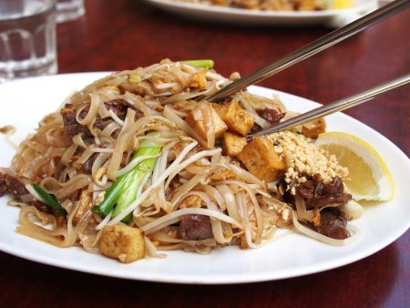 Recipe 47: Thai Peanut Noodles