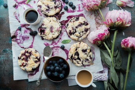 Recipe 64: Blueberry Cookies