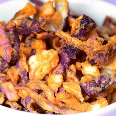 Recipe 67: Chedda Onions