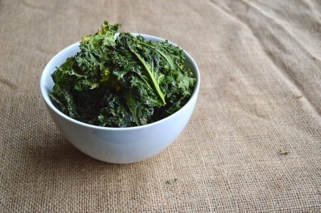 Sweet and Zesty Kale Chips Recipe