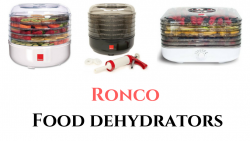 best ronco dehydrator reviews