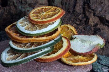 Dehydrated Fruit Slices