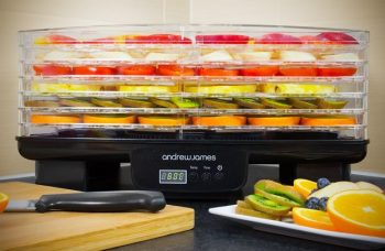 Andrew James Food Dehydrator Key Features