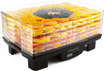 Andrew James Food Dehydrator Sideview