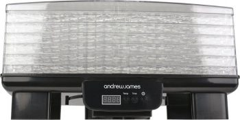 Andrew James Food Dehydrator Specs