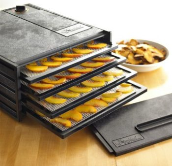 Best Utilization of the Excalibur 5 Tray Food Dehydrator